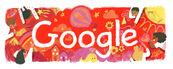 GoogleRedDoodle