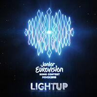 JESC 2018 album cover