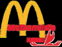 Mcdonalds hawaii logo