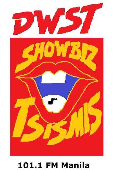 Old DWST-FM 101.1 Showbiz Tsismis 1996-1998