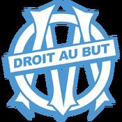 Olympique de Marseille logo (1993-1998)