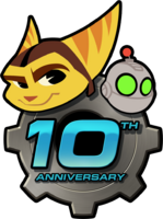 Ratchet & Clank - 10th Anniversary