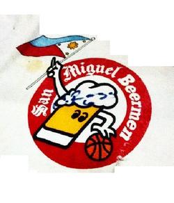 San Miguel Beermen logo 1994