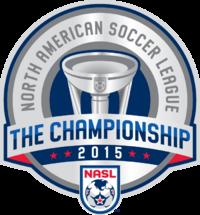 Soccer Bowl 2015 logo