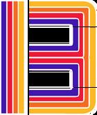 Telemetro 13 logo 1981