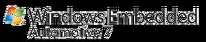 Windows Embedded Automotive 7 Logo