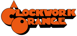 A clockwork orangelogo