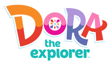 Dora the Explorer - 2015 logo (English)