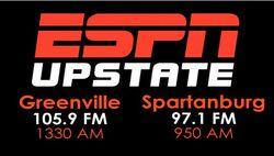 ESPN Upstate WYRD AM 1330-WORD AM 950