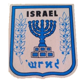 Israel old logo