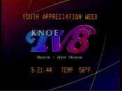 KNOE late 1986