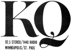 KQRS Golden Valley 1975