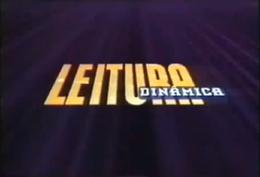 Leitura Dinâmica - Logo 1999