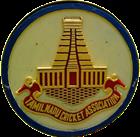 Tamil Nadu Cricket Association logo