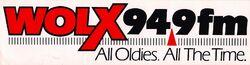 WOLX 94.9 FM