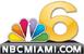 WTVJ NBC 6 logo 2009