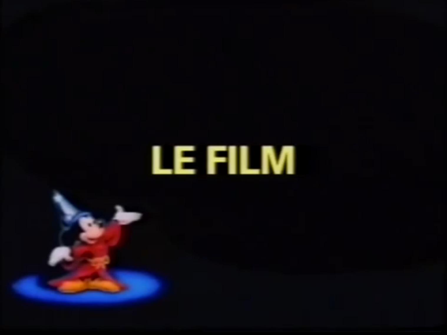 WaltDisneyHomeVideo-LeFilm