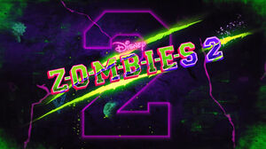 Zombies 2 logo