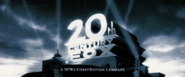 20th Century Fox (1994, Minority Report variant)