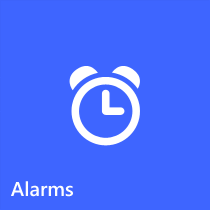 AlarmsWindows