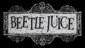 Beetlejuice film logo