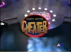 Dirty Rotten Cheater