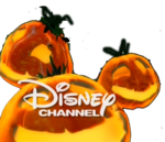 Disney Channel Logo Halloween 2011