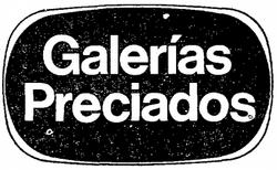 Galerias Preciados 1972