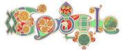 Google St. Patrick's Day 2012 (Version 2)