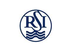 Il primo logo della radio RSI, anni Trenta