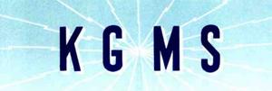 KGMS - 1952 -May 9, 1957-