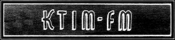 KTIM FM San Rafael 1971