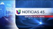 Kxln noticias univision 45 edicion nocturna package 2013