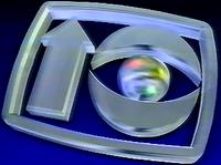 Logo Canal 10 Uruguay 1995