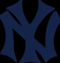 Original Yankees NY logo 1909