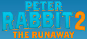 Peter Rabbit 2 The Runaway logo