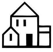Random house symbol