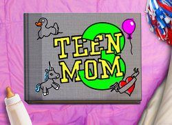 Teen Mom 3 logo