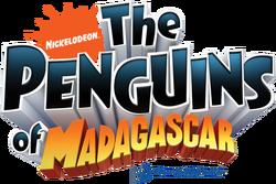 The Penguins of Madagascar (2008-2009) logo