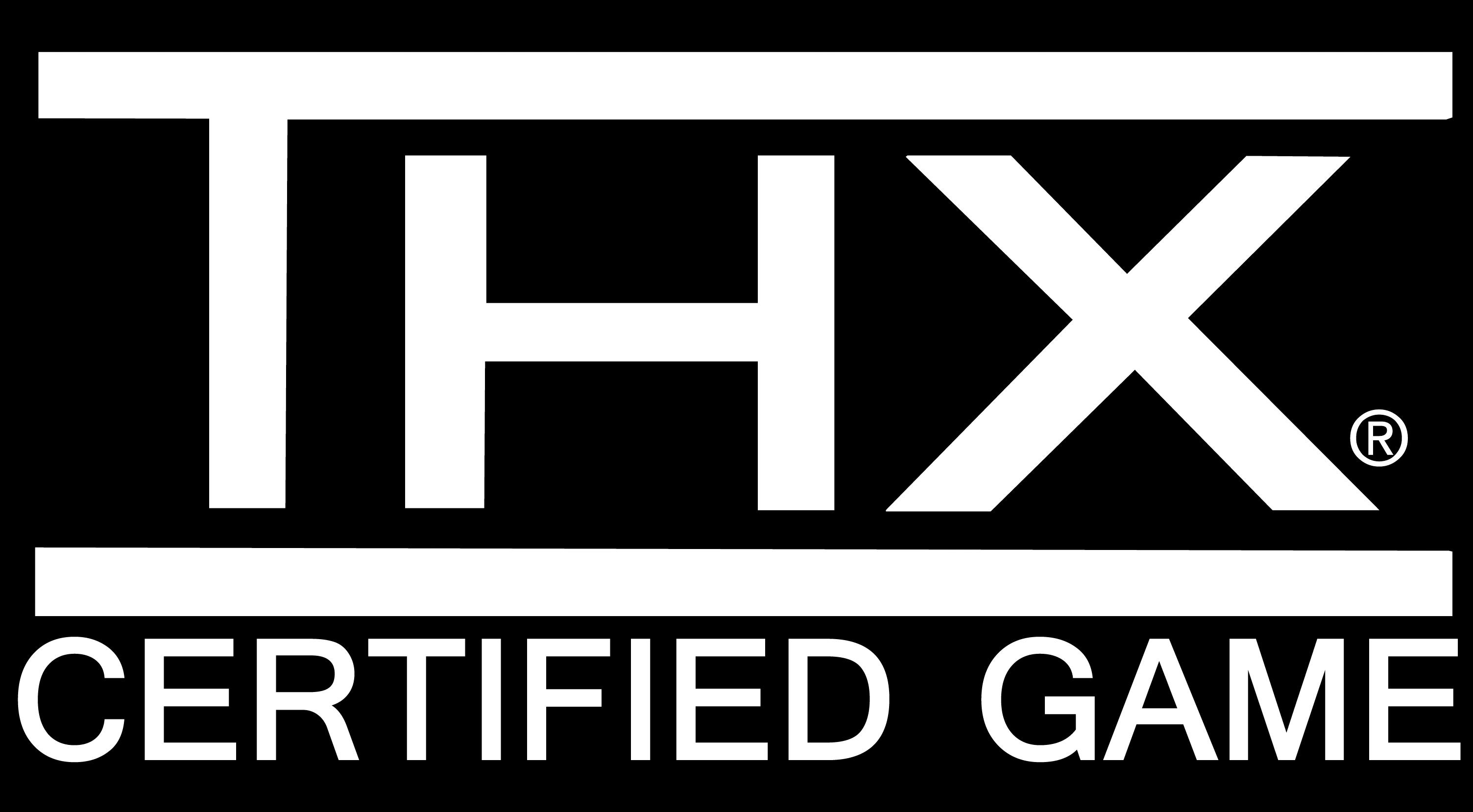THX Certified Game | Logopedia | FANDOM powered by Wikia