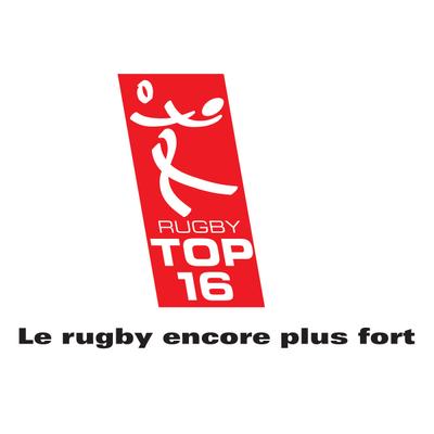 Top 16 logo