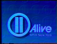 WPIX 11 Alive 1985