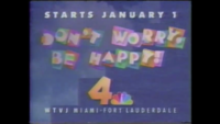 WTVJ Don't Worry Be Happy (1988)