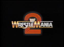 1758 - logo wrestlemania wwf