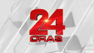 24 Oras Logo Animation (December 5, 2016)