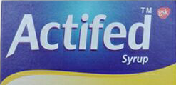 Actifed foreign