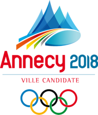 Annecy 2018 Ville Candidate