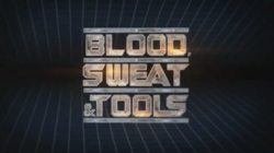 Blood Swet & Tools