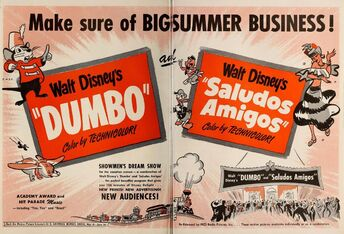 Dumbo-Saludos Amigos Reissue