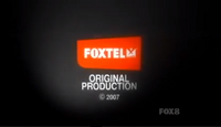Foxtel Original Production (2007)
